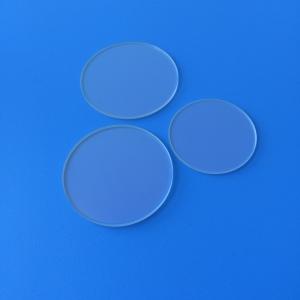 Fibre Laser Lustra Zabezpieczające / Okna Ochrony Optycznej / Slajdy Pokrywy 37 * 7mm dla Precitec / WSX / Fabryka Raytools Hurtownie Procutter