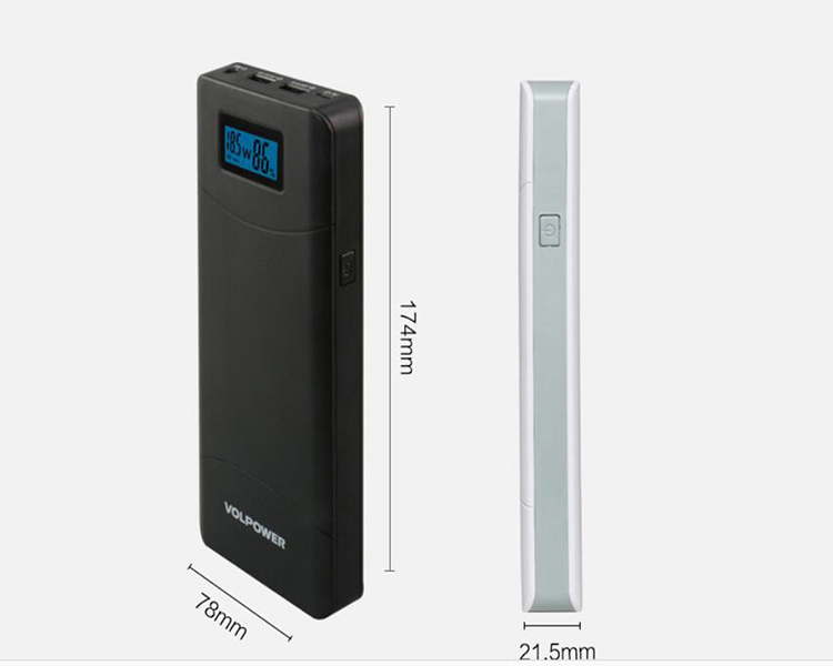 Laptop power bank 19v