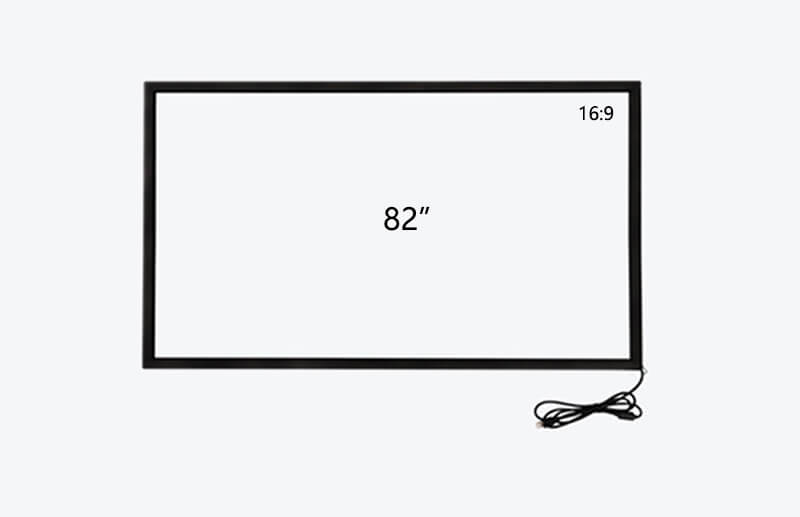 IR  touch Frame,TB-series 82""
