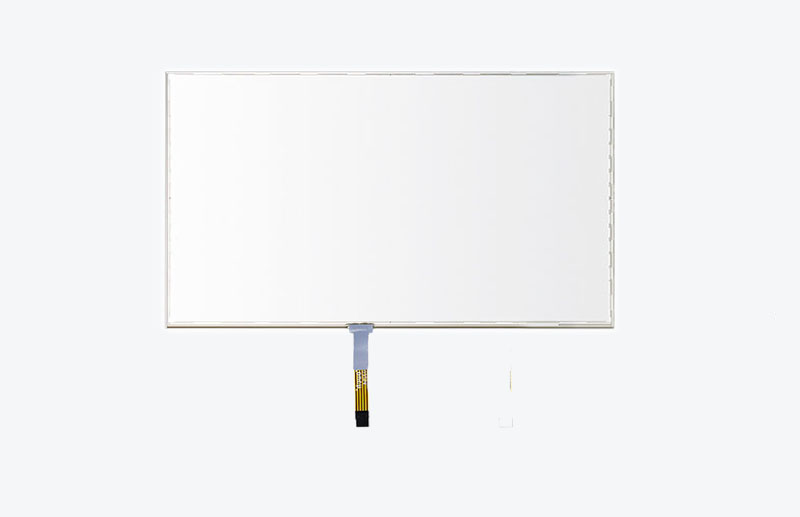 "22"" 5-Wire Resistive Screen, Zero-Bezel"