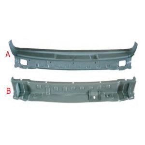 Front Bumper Rall for Hyundai Starex Refine 02