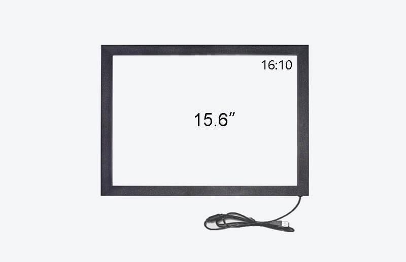 "IR  touch Frame,TK-series 15.6"""