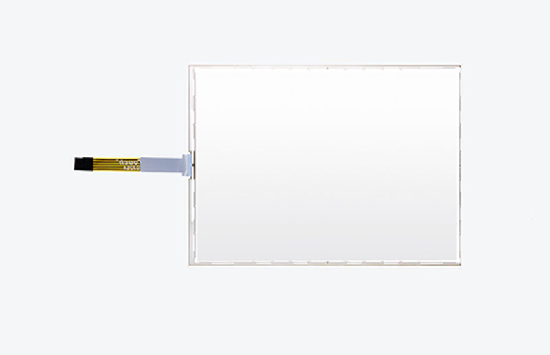 "14.1"" 5-Wire Resistive Screen, Zero-Bezel"