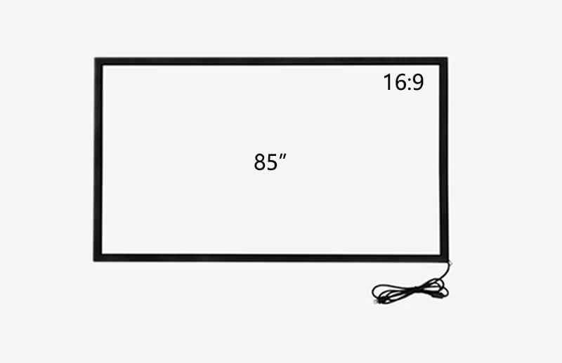 IR  touch Frame,TB-series 85""