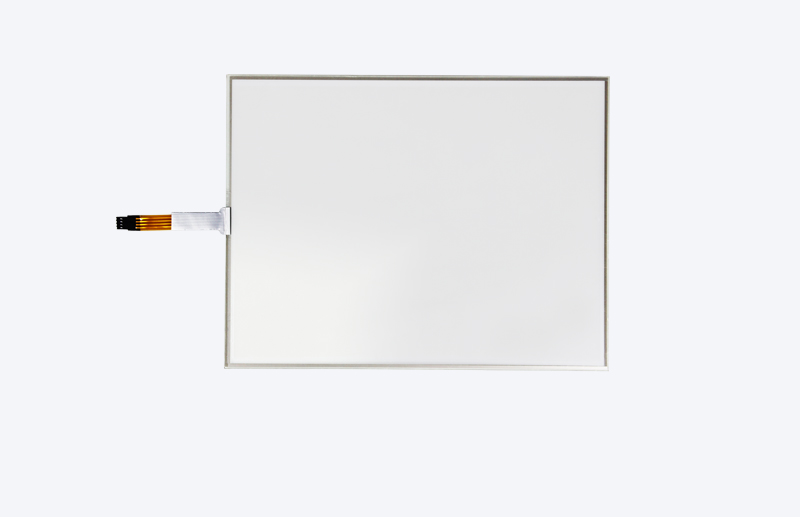 "15"" 4-Wire Resistive Screen,Zero-Bezel"