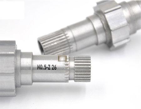 machining motor parts