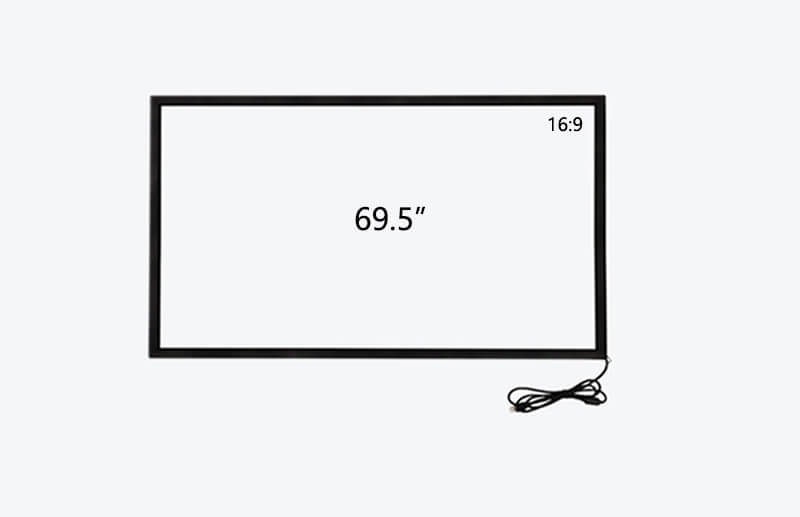 IR  touch Frame,TB-series 69.5""