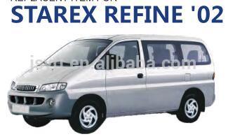 Rear Door for Starex Refine 02