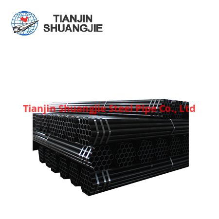 Australia high frequency electric resistance welded black carbon steel pipe