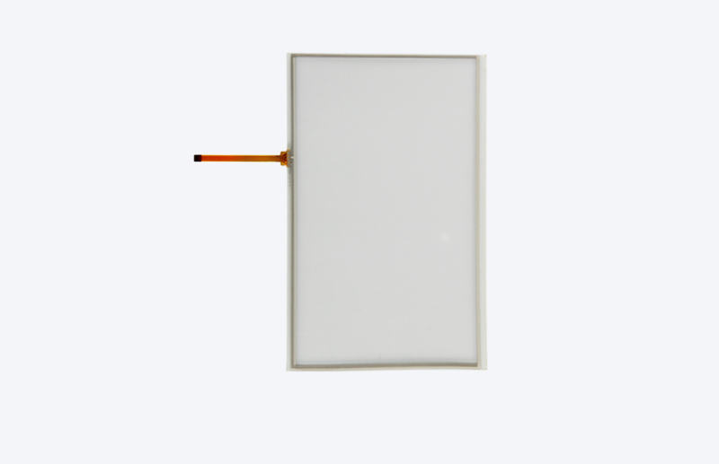 "10.1""4-Wire Resistive Screen,Zero-Bezel"