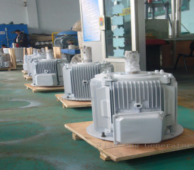 Permanent Magnet Generator FF-5KW/150rpm/DC230V