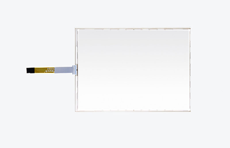 "15"" 5-Wire Resistive Screen, Zero-Bezel"