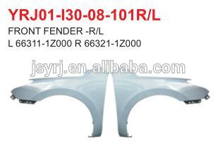 Front Fender for Hyundai I30 08