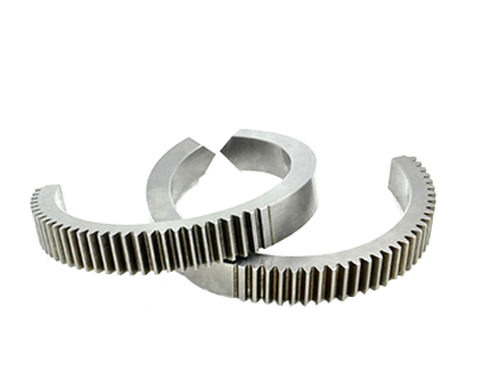 cnc machining stainless steel gear