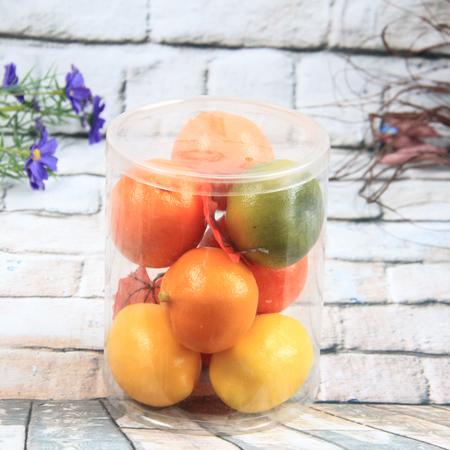 Artificial Decorative Fruits Gift Box Lemon/Orange