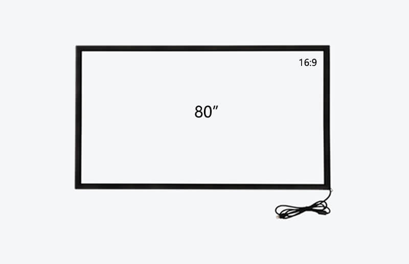 IR  touch Frame,TB-series 80""