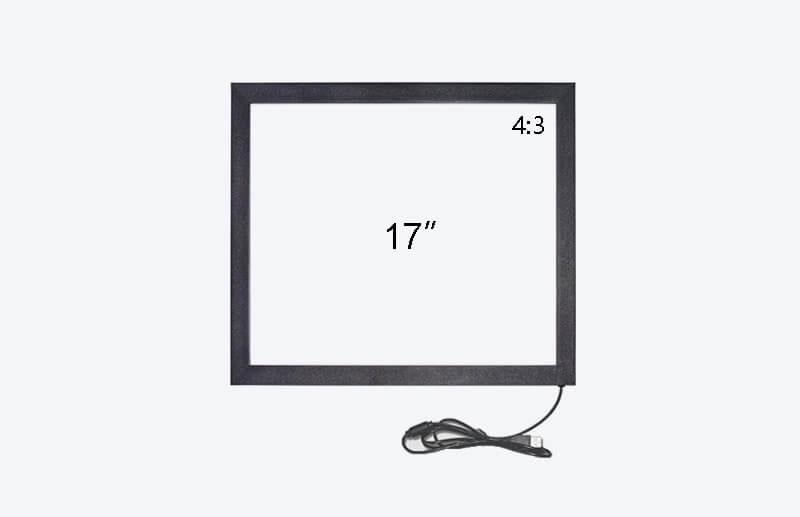 "IR  touch Frame,TK-series 17"""