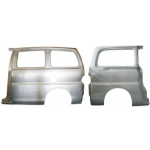 Rear Fender/Side Panel(9 SEATS) for Hyundai Starex Refine 02
