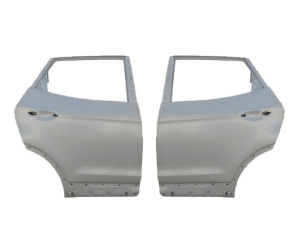 Rear Door for Hyundai Santa Fe 14/IX45
