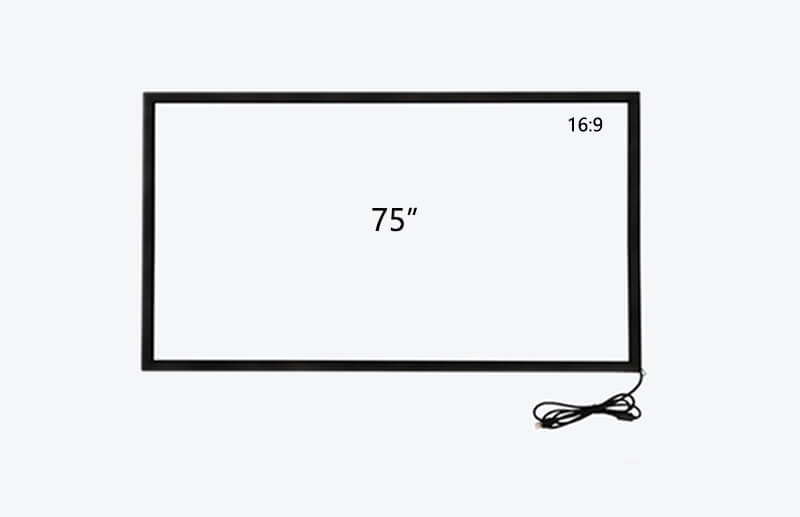 IR  touch Frame,TB-series 75""