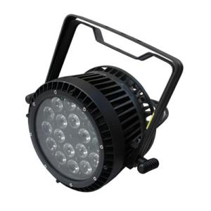 54pcs 3W RGBW 4in1 waterproof led par light