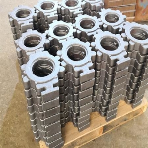 water glass castings for butterfly valves