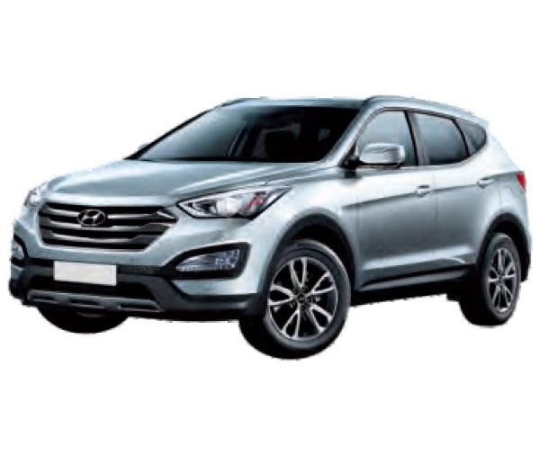 Tail Gate for Hyundai Santa Fe 14/IX45