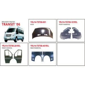 Ford Transit 2006 Auto Body Parts