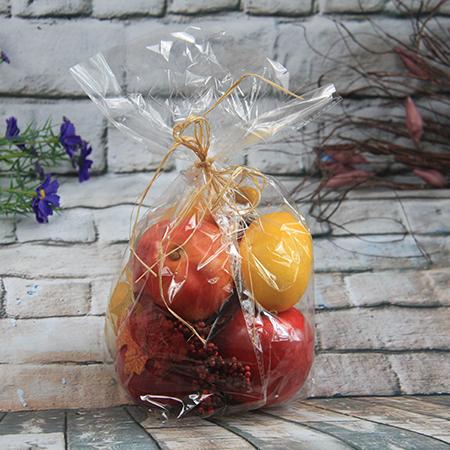 Artificial Decorative Fruits Gift Box Pomegranate/Lemon/Banana/Apple/Grape/Small Red Berry