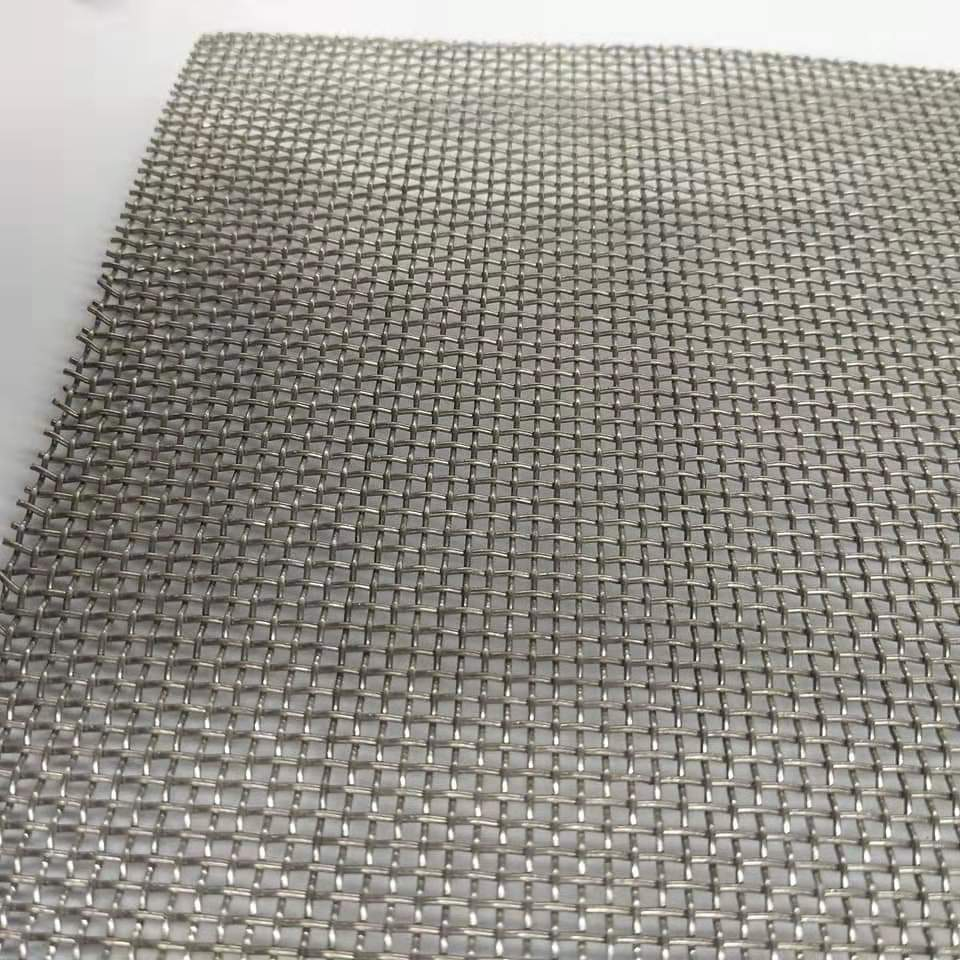 304 stainless steel wire mesh 8mesh