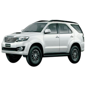 Toyota Fortuner 2006 Auto Body Parts
