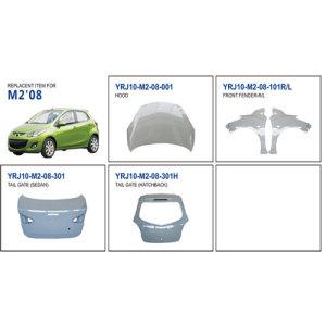 Mazda2 2008 Auto Body Parts