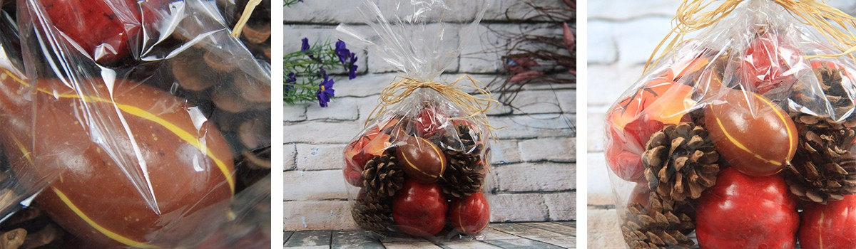 Artificial Decorative Vegetable Gift Box