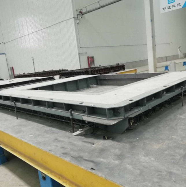 Prefabricated exterior wallboard mold