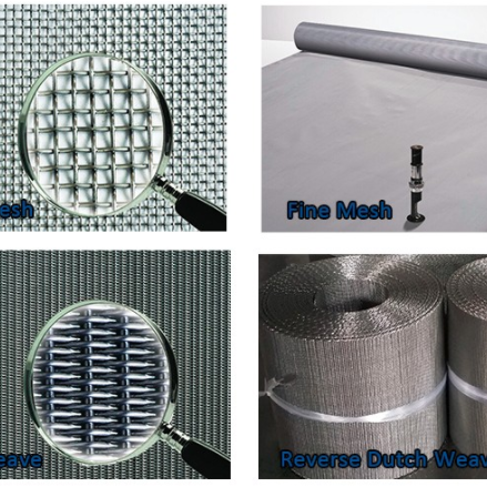 Detailed description of stainless steel wire-wound filter tube