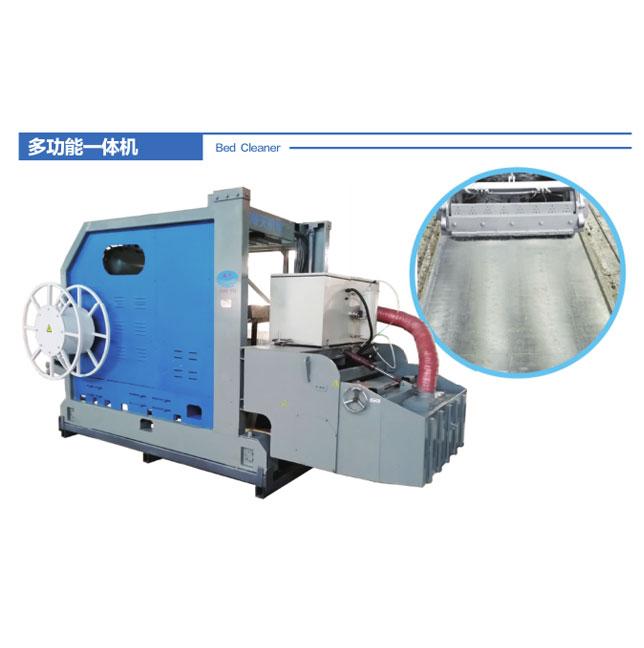 Ligne de production multifonctionnelle de machine de fabrication de béton préfabriqué HSF