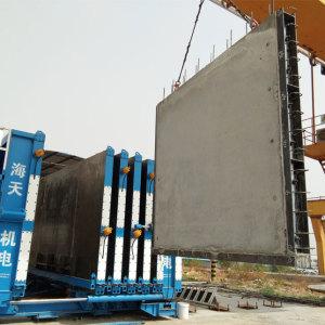 Ligne de production de panneaux de moules verticaux à grande échelle HBM