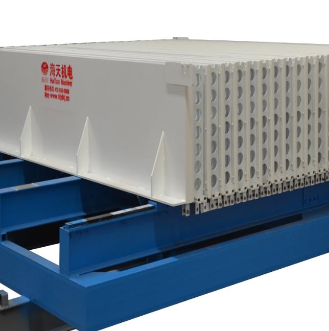 Línea de producción de máquinas formadoras de paneles de yeso HWLJ