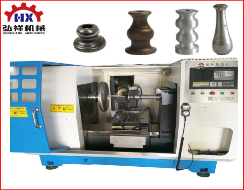 China Automatic CNC Metal Spinning Machine Equipment for Making Artware