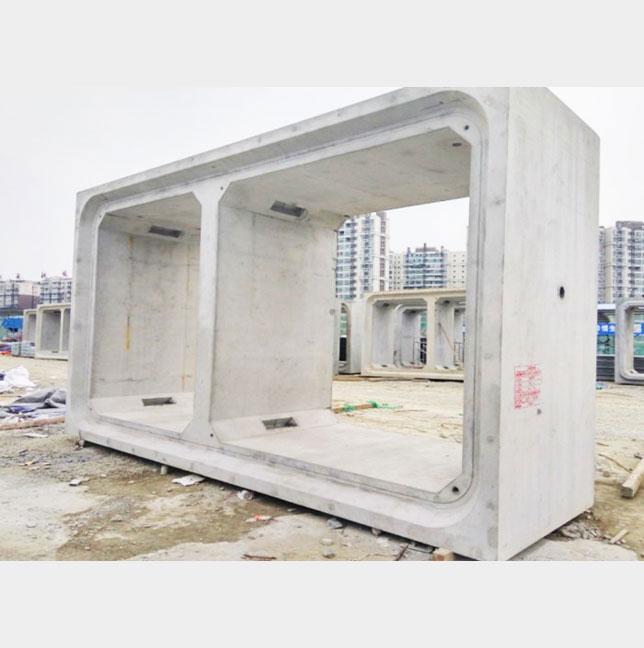 Precast pipe gallery mold