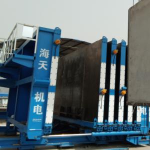 HBM  vertical mold panel production line