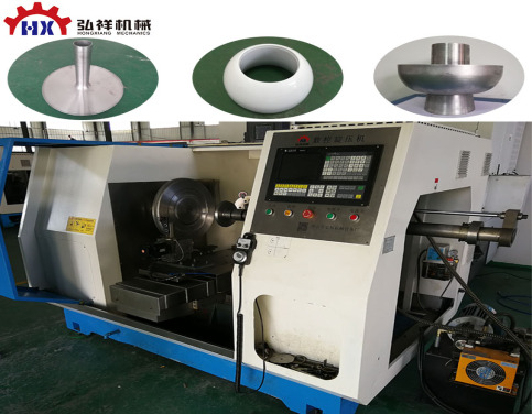 Hongxiang Cheap CNC Aluminum Utensil Metal Spinning Machine