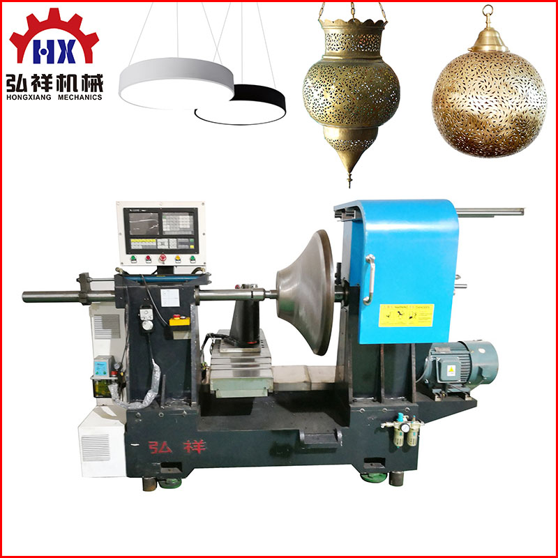 Automatic Machine for Metal Spinning Forming