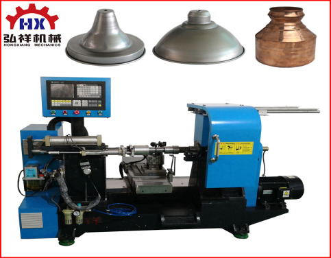 Deak Lamp Brake Lathe Machine for Lighting Fitting Parts Mini CNC Metal Sinning Machining
