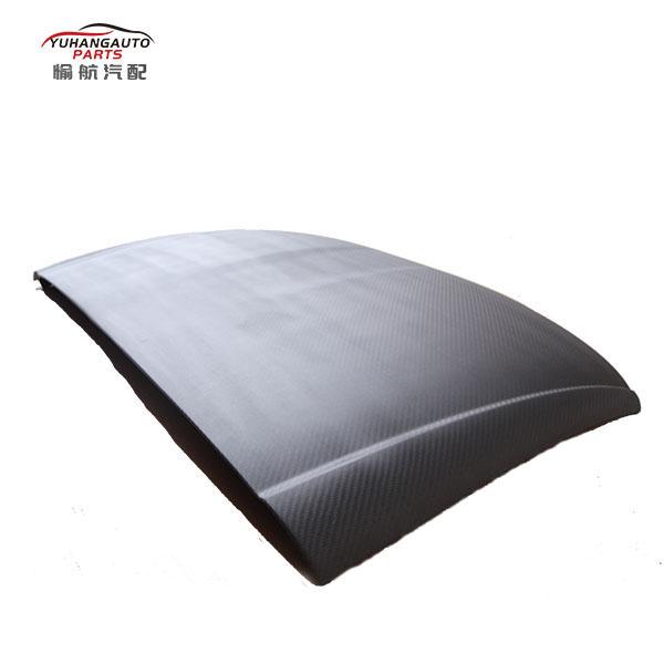 carbon fibre top