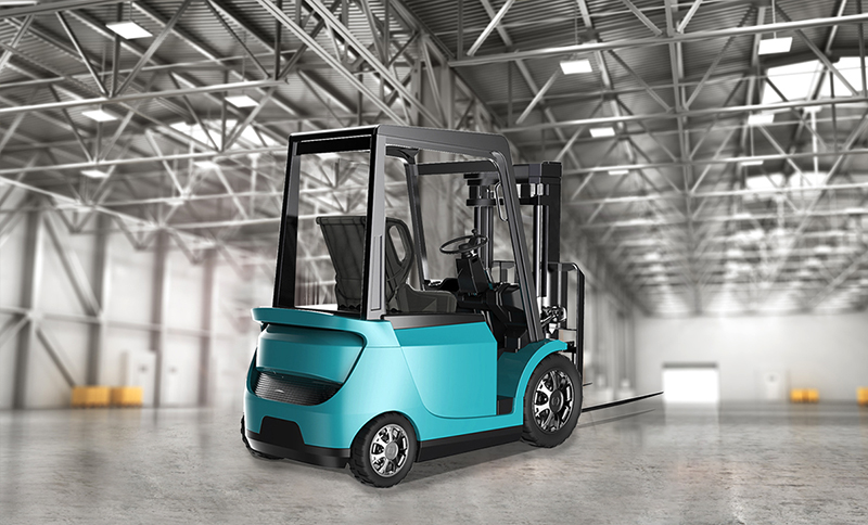 Counterbalance Forklift