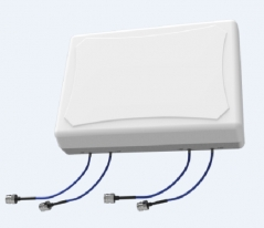 Wideband panel Antenna , coverage 617MHz - 6000MHz