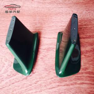 For nissan Skyline R34 GTR OEM style carbon fiber rear spoiler legs Green color