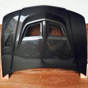 For Mitsubishi lancer Evolution 5 evo 5 evolution 6 evo 6 OEM Style carbon fiber  Hood Bonnet