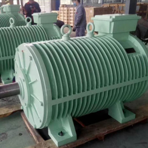 Roller table motor
